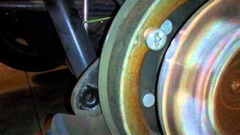 toyota tundra axle bearing noise youtube