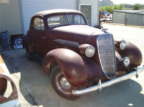 1935 Oldsmobile Business Coupe 3 Window For Sale , Iowa