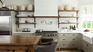 retour en force de la deco vintage pour la cuisine With superior meuble cuisine style campagne 0 cuisine campagne chic