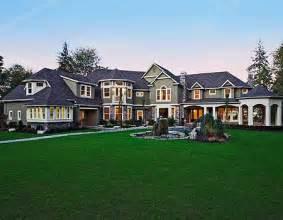 Stunning Large Farmhouse Plans Photos by Plan W2389jd Luxurious Shingle Style Home Plan E