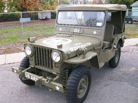 vintage willys jeep 1950 willys m38 jeep m38 pinterest cars cars for