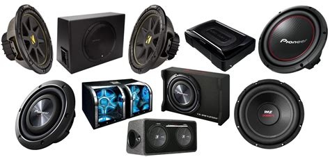 Best Subwoofer The Top 10 Best Car Subwoofers On The Planet The Wire Realm