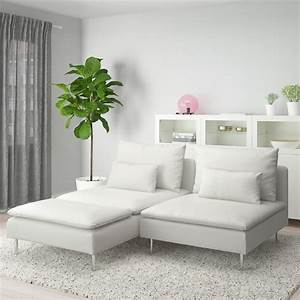 Ikea Sofa Weiß : s derhamn 3er sofa mit r camiere finnsta wei ikea ~ Watch28wear.com Haus und Dekorationen