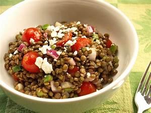Lentil Salad Recipe Dishmaps