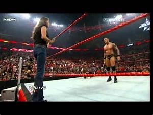 Triple H vs. Randy Orton & Ted DiBiase (Orton & Legacy ...
