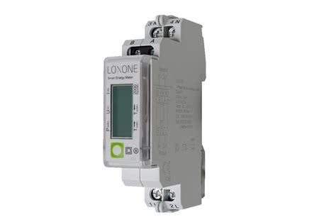 Loxone Modbus Electricity Meters