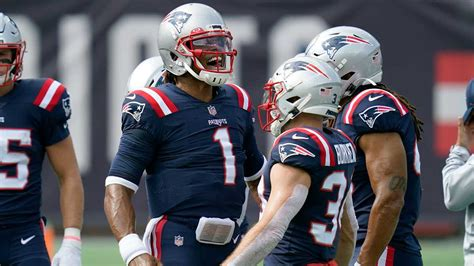 Patriots QB Newton officially removed from COVID-19 ...