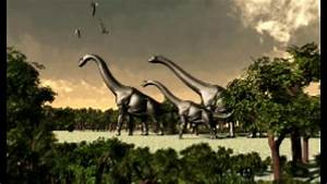 Facts About The Leaf Eating Long Necked Brachiosaurus