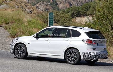 2019 Bmw X1 by 2019 Bmw X1 Lci Spied Weather Testing In Europe