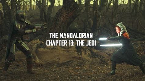 "'The Mandalorian' Recap And Review: ""Chapter 13: The Jedi"""