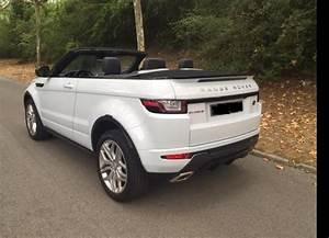 Range Rover Marseille : louer un range rover evoque d capotable blanc pour votre mariage avec chauffeur priv au d part ~ Gottalentnigeria.com Avis de Voitures