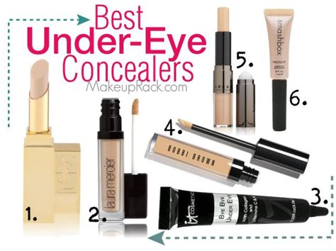 6 of the Best UnderEye Concealers  Girl Gloss