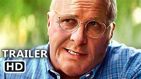 Vice Official Trailer Christian Bale Amy Adams