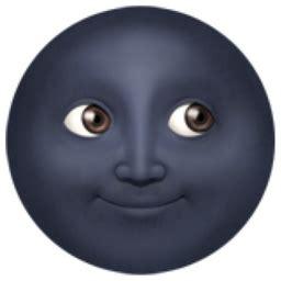 moon face emoji ufa