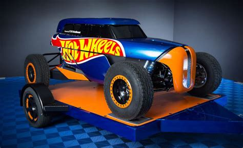 Hot Wheels Rip Rod Unleashes Ford Ecoboost Power