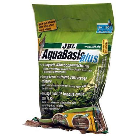sol nutritif pour aquarium jbl aquabasis plus 192 prix avantageux chez zooplus
