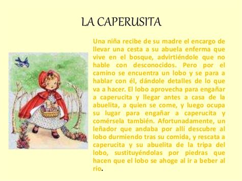 resumen de mis cuentos infantiles favoritos