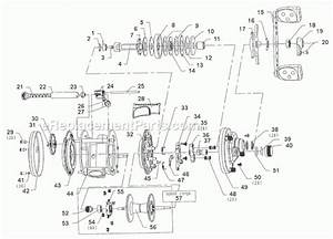 Abu Garcia Reel Parts Schematics