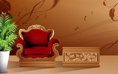 Art Chair King Wallpaper Hd  Free Download Gamefree