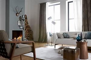Schöner Wohnen Wandfarbe Grau : inspiration sinnlich petrol zu naturt nen bild 3 sch ner wohnen ~ Bigdaddyawards.com Haus und Dekorationen