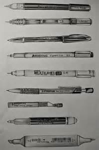 Observational Drawings Pencil