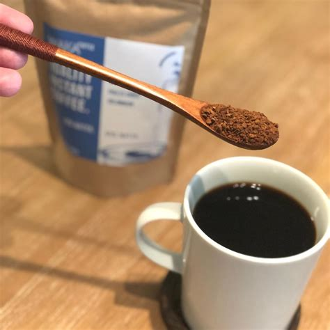 It make easy and faster coffee. Buy Bamboo Coffee Spoon (Red) - Waka Coffee