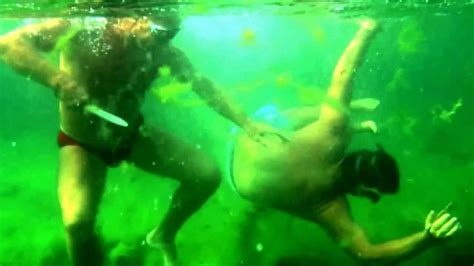 underwater knife fight armed combar  tactics youtube