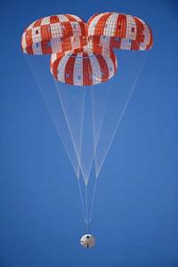 NASA's Orion spacecraft parachutes tested at U.S. Army ...