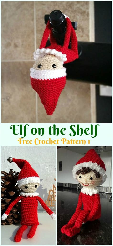 amigurumi elf toy softies crochet  patterns