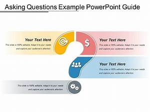 Asking Questions Example Powerpoint Guide