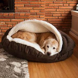 snoozer luxury cozy cave dog bed 28 colors fabrics 3 sizes With dog bedz