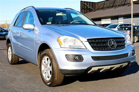 Tap the column header to sort. 2006 Used Mercedes-Benz M-Class ML350 4MATIC 4dr 3.5L at Evolution Cars Serving Conyers, GA, IID ...
