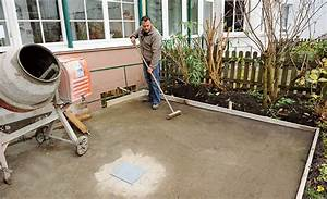 Fundament Für Terrasse : fundament f r terrasse fundamente bild 20 ~ Yasmunasinghe.com Haus und Dekorationen