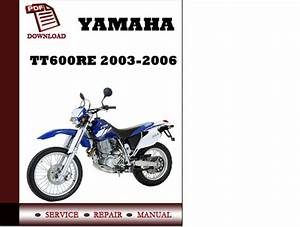 Yamaha Tt600re 2003