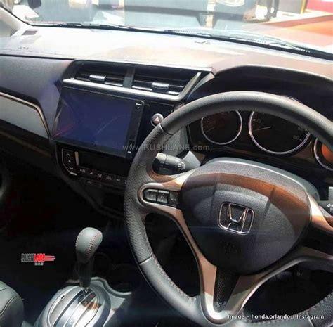 Honda Brv 2019 Photo by 2019 Honda Brv Facelift Makes Global Debut May Launch In
