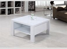 Masino White Coffee Table HL456