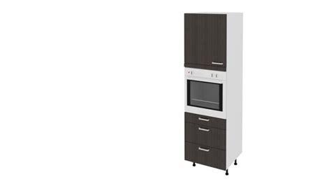 meuble cuisine inox brossé armoires four armoire de cuisine pas chère four 1 porte
