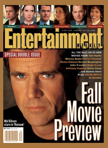 See All Of Ew's Fall Movie Preview Covers Ewcom