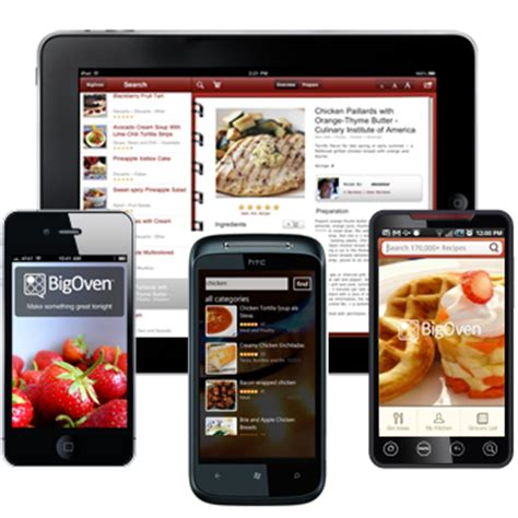 android cooking apps  android recipe apps