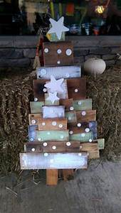 Wooden christmas tree pallet christmas tree using