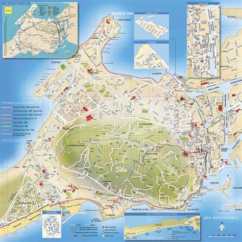 Carte De La Ville by Plan De S 232 Te