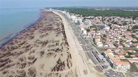 st jean de mont jean de monts vend 233 e atlantic coast in by drone 1 8