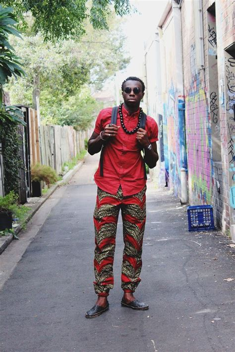 Latest Ankara Styles For Men Top Designs Nigerian Men