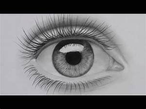 Dessin Facile Yeux : comment dessiner un oeil youtube ~ Melissatoandfro.com Idées de Décoration