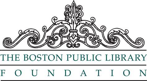 donate boston public library foundation