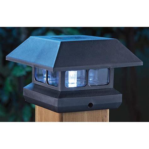 outside solar l post 2 solar outdoor post lights 219700 solar outdoor