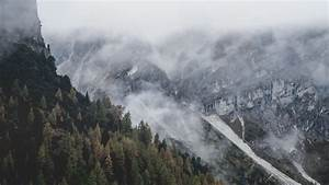Free Images : wilderness, fog, mist, adventure, valley ...