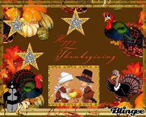 Animated - Happy Thanksgiving Picture #119700353   Blingee.com