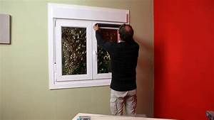 Estor para ventanas abatibles Bricomanía