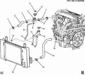 2008 Hhr Engine Diagram